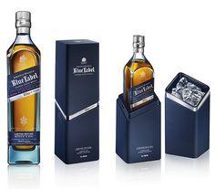 Porsche Design Studio new Johnnie Walker Blue Label Design