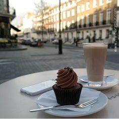 Wo gibt es die besten Cupcakes in ganz London? Die Antwort darauf und welche Cafés, Restaurants x Locations ich euch empfehle: jetzt auf dem Blog x