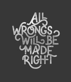 """""""All wrongs will be made right. He is still God and He is still good. Psalm 9:7-8 The Lord reigns…"""""""