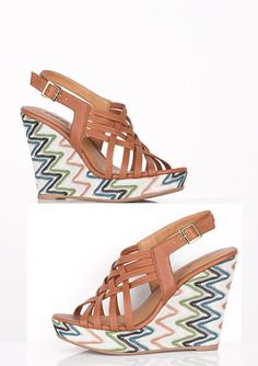 dELiAs  Cayleigh Wedge  shoes  wedges