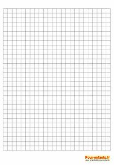 Feuille De Pixel Art à Imprimer