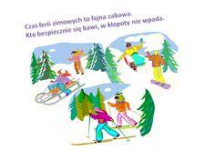 Bezpieczne ferie zimowe 2016 | Strona Szkoły Podstawowej Nr 10 w Dąbrowie  Górniczej Fictional Characters, Poster, Fantasy Characters