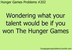 Hunger Games Problem #202