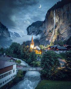 Lauterbrunnen, Elveţia