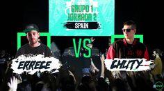 Errecé vs Chuty (Jornada 2 Grupo 1) - Most Wanted Spain 2017 -   - http://batallasderap.net/errece-vs-chuty-jornada-2-grupo-1-most-wanted-spain-2017/  #rap #hiphop #freestyle