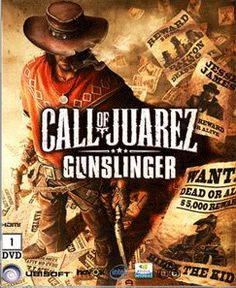 Call of Juarez Gunslinger  is a Western themed first person shooter video game in the Call of Juarez series. Announced at PAX 2012, it ...