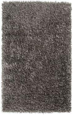 Surya Shimmer x Silver Area Rug Plush Area Rugs, Furniture Layout, Furniture Plans, Kids Furniture, Furniture Design, Contemporary Area Rugs, Grey Carpet, Wool Carpet, Top View