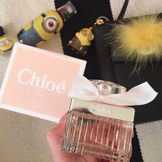 「だいすきな香り✨ #perfume #chloé」