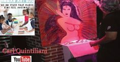 Infamous Carl Fucking Quintiliani 3d Fantasy Street Art Master #CFQ #Car... | #CFQ | Pinterest | Professional Photographers New Jersey | Pinterest  | Pinterest