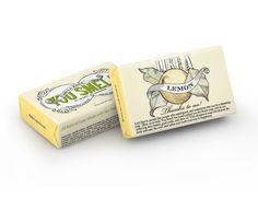 You Smell. Packaging para jabón natural con té
