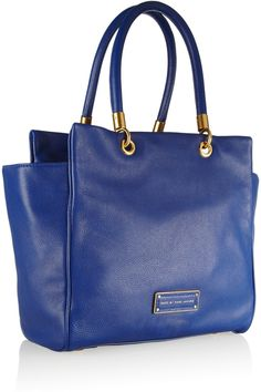 Marc by Marc Jacobs   Too Hot To Handle Bentley leather trapeze bag   NET-A-PORTER.COM
