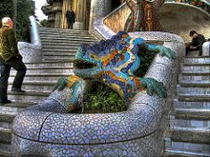 Best things to do in Barcelona in 3 Days -Guell Park: Entrance: 7€ Working…