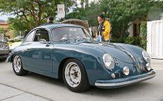 Porsche 356 | John Wiley | Flickr