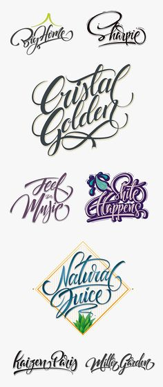 Lettering love... Anyone else lovin' this piece or I'm the only typography freak here? ;)