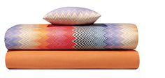 SEBASTIAN Bed linen MissoniHome collection 2016