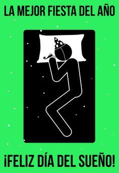 Celebrando el día internacional del sueño