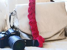 epiphanie camera bag and capturing couture strap