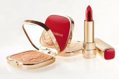 Dolce & Gabbana Christmas 2014 Makeup Collection #dolcegabbana   #beauty   #makeup   http://www.bliqx.net/dolce-gabbana-christmas-2014-makeup-collection/