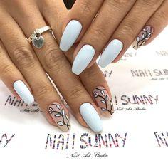 1? 2? 3? 4? 5? 6? 7? 8? 9? 10? Beauty Nail, Glam Nails, Nail Arts, Summer Nails, 9 And 10, Nail Art Designs, Oval Shape, Nail Ideas, Almond