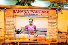 Banana Pancake Lady !  Sabrina Rubini Photography
