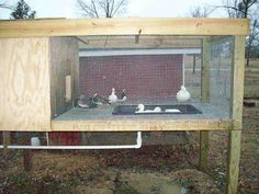 AWESOME duck pen...