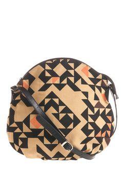 Style Takes Shape Shoulder Bag