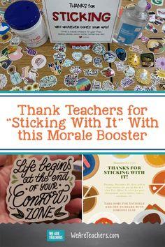 Thank Teachers for