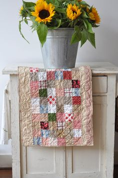 Quilting with the Past- my absolute favorite quilting website.  Lots of doll quilts.