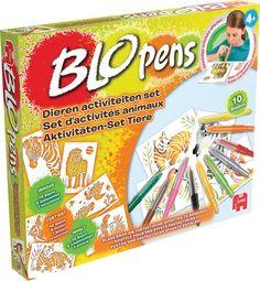 bol.com   Blopens Activity set Dieren - Blaasstiften - Kleuren   Speelgoed 4 jaar