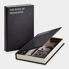 Hidden Jewelry Storage Book