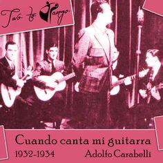 Adolfo Carabelli - Milonga sentimental - Listen on Deezer Classic Singers, Entertainment, Free, Guitars, Entertaining