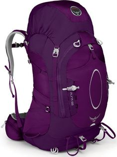 Osprey Aura 65 Women's (2012) Internal Frame Backpack- want so bad for this summer's backpacking trips