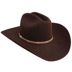 0e0a98647da Resistol 6X George Strait Kingman Felt Hat Western Belt Buckles