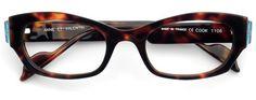 Anne et Valentin Cook 1106 Havana eyeglasses