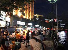 Φουκουόκα: Οι καντίνες Γιατάι με το παραδοσιακό φαγητό (video) – My Review Times Square, Travel, Food, Trips, Viajes, Hoods, Meals, Traveling, Outdoor Travel