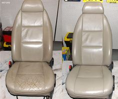 Automotive: vehicle seats, dashboards, door panels and armrests