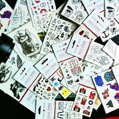 Mais que va-donc faire le tattoorialist de tous ces beaux tattoos?