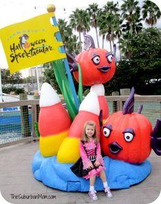 "TheSuburbanMom.com (Review): ""5 Reasons To Celebrate A Spooktacular Halloween At SeaWorld Orlando"""