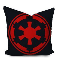 Star Wars Empire Logo Pillowcase