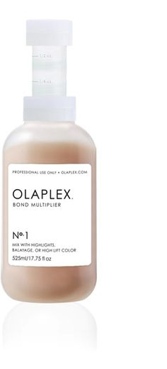 Colorist, Michele, loves Olaplex for stonger, healthier hair with color that lasts longer with more vibrancy.