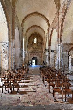 Eglise de Salles Lavauguyon - Haute Vienne by Vaxjo, via Flickr