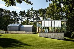 Philip Johnson's 1953 Wiley House