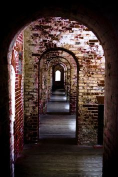 Fort Macon, Atlantic Beach, NC. Can't even count the number of times I've been here.