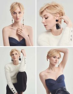 Elizabeth Debicki for InStyle Australia - 09. She's legit the most angelic human ever.