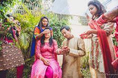 Punjabi wedding customs