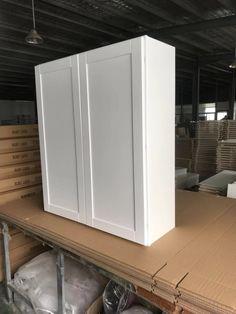 White Shaker Cabinets, White Dressers