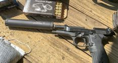 Suppressor Review: AAC Illusion 9mm, The AAC Illusion 9mm installed on my Beretta 92 FS