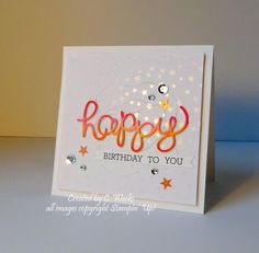 IC476 Happy by Weekend Warrior - Cards and Paper Crafts at Splitcoaststampers