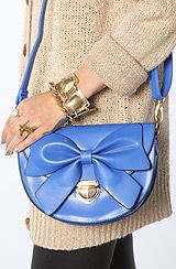 Nila Anthony The Giant Bow Crossbody Bag