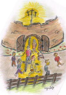 Elämästä, kuolemasta, rakkaudesta ja vapaudesta: Juuret - uskoon Jeesuksen